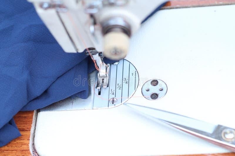 一部分的缝纫机,版本7 库存图片