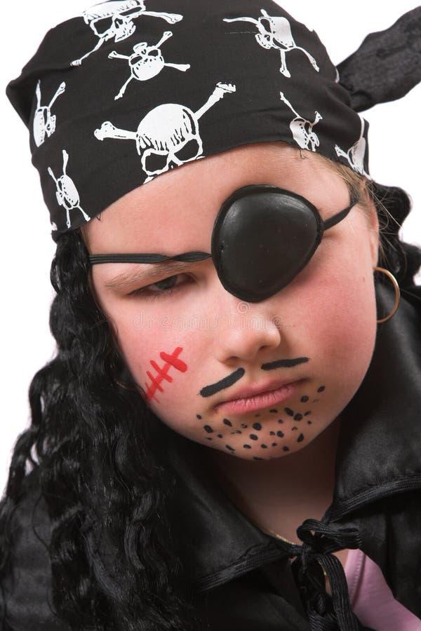 万圣节海盗 图库摄影