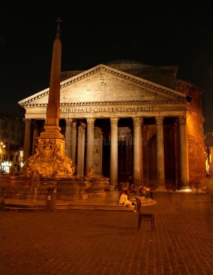 万神殿罗马 图库摄影
