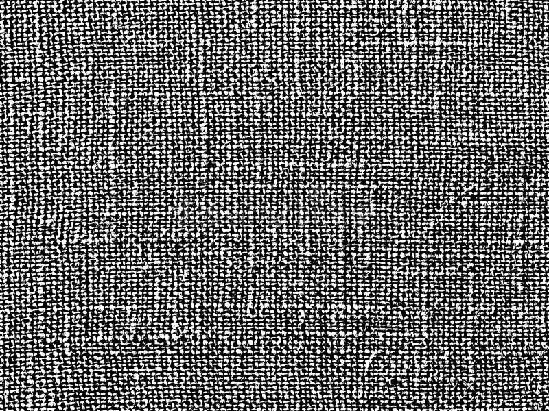 万维网的抽象背景关闭设计织品纹理 被编织的布料,棉花,羊毛背景 向量例证