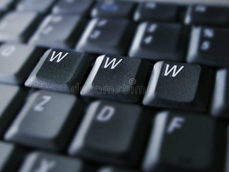 万维网 免版税库存照片