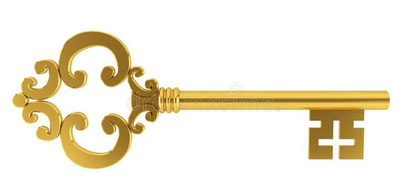万能钥匙 免版税库存照片