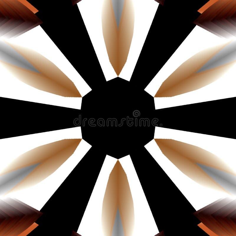 万花筒背景,可以是设计的,墙纸,背景,蜡染布,纺织品,织品用途和更 皇族释放例证