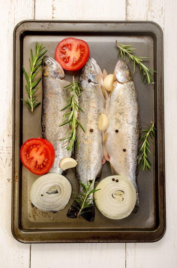 Download 三在烧烤罐子的鳟鱼 库存图片. 图片 包括有 全部, 金属, 美食, 蔬菜, 海鲜, 健康, 土气, 蕃茄 - 72358563