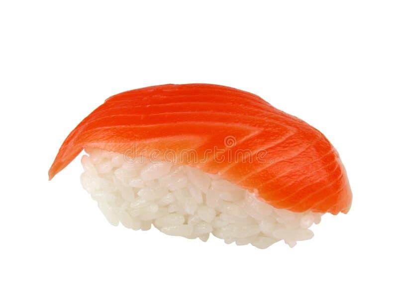 三文鱼寿司 免版税库存图片