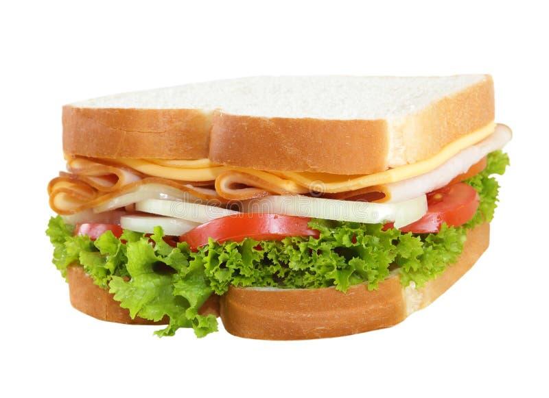 三明治 库存图片