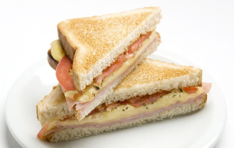 三明治 免版税库存图片