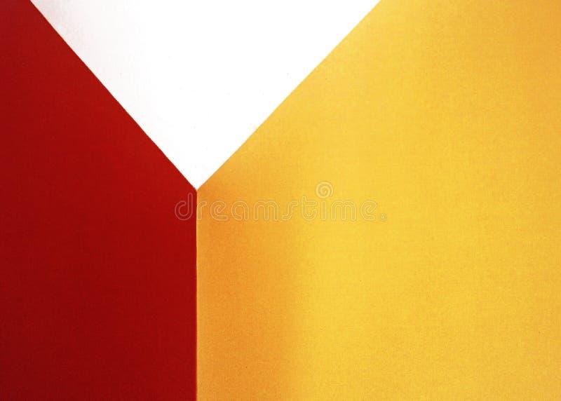 三角颜色纹理 免版税库存图片