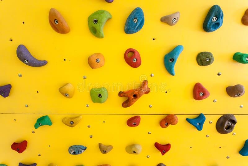 上升的墙壁 免版税库存照片