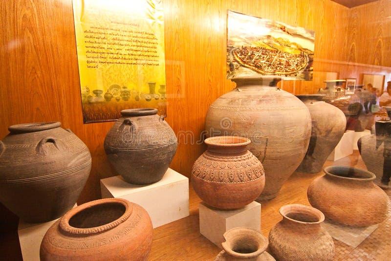 上古博物馆 免版税库存图片