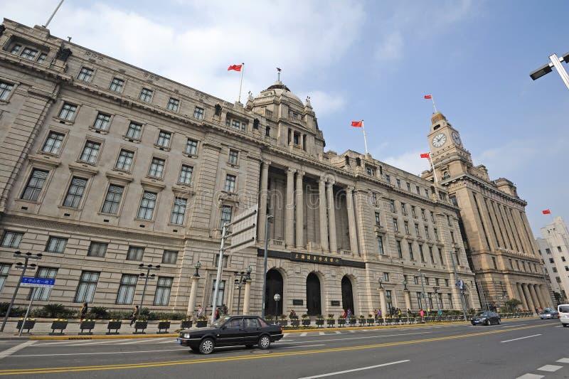 上海浦东发展银行 免版税图库摄影