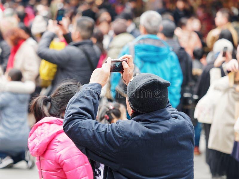 上海,中国- 1月 E 库存照片