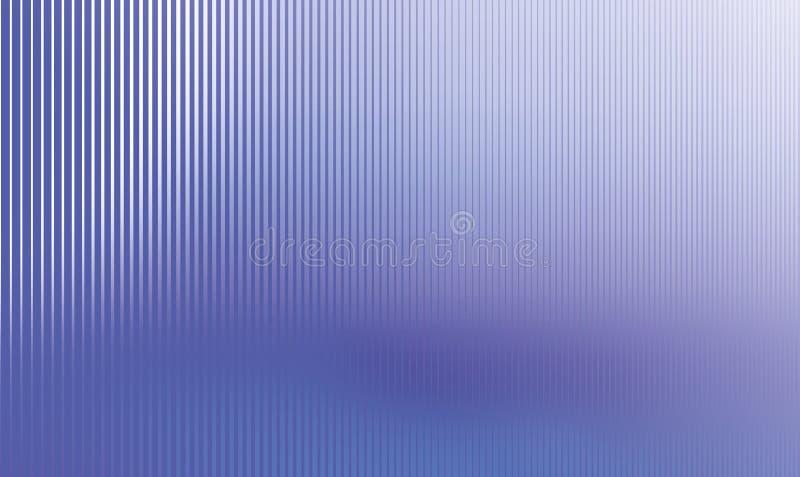 上色与另外种类的改变的紫罗兰色背景布局的条纹 库存例证