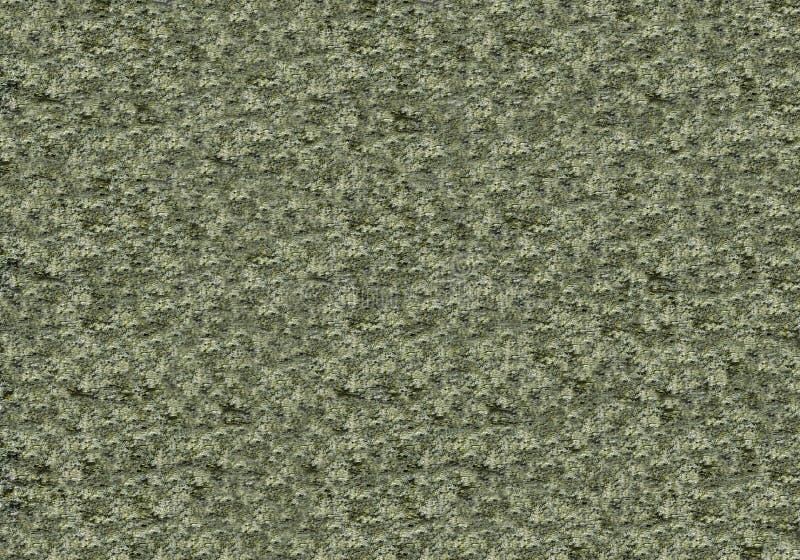 上色背景七高八低的绿色卡其色的纹理石头具体 免版税库存图片