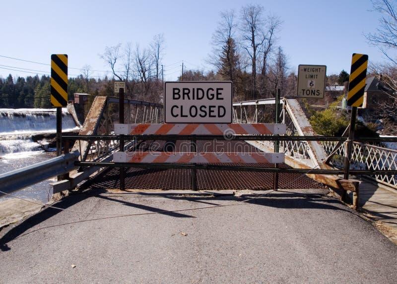 下桥梁建筑 免版税库存照片