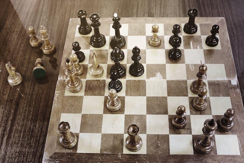 下棋比赛塔尔-盖勒苏黎世,1959年 免版税库存图片