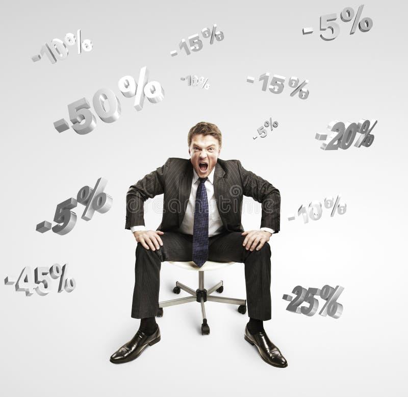 Download 下跌的人百分比呼喊的坐下 库存照片. 图片 包括有 增长, 货币, 概念, 工资, 市场, 价格, 采购员 - 22358280