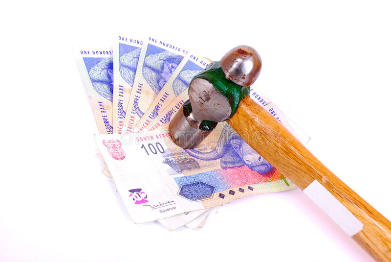 Download 下锤子货币 库存照片. 图片 包括有 足够, 概念, 被证章的, 开户的, 居住, 背包, 货币, 成块 - 15676278