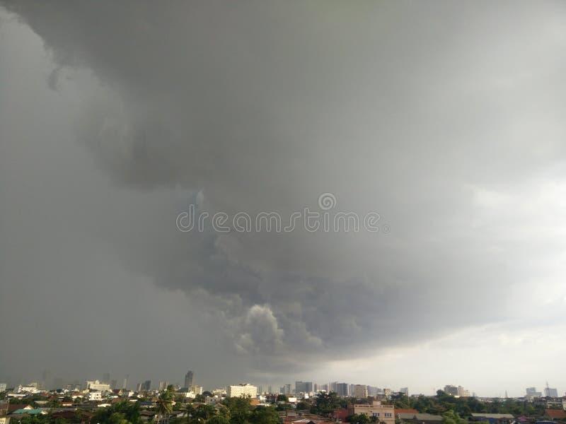 下雨季节 库存图片