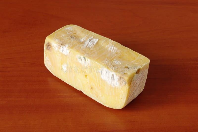 不可食的干酪 库存照片