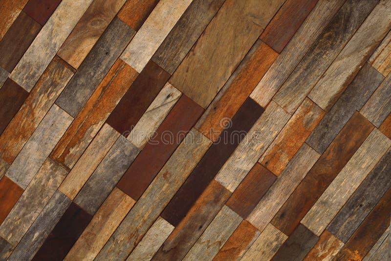 不同木纹理背景 库存图片