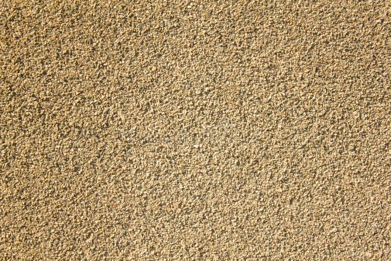 不同的形状和大小小石头白色黄色灰色颗粒状表面  E 库存照片