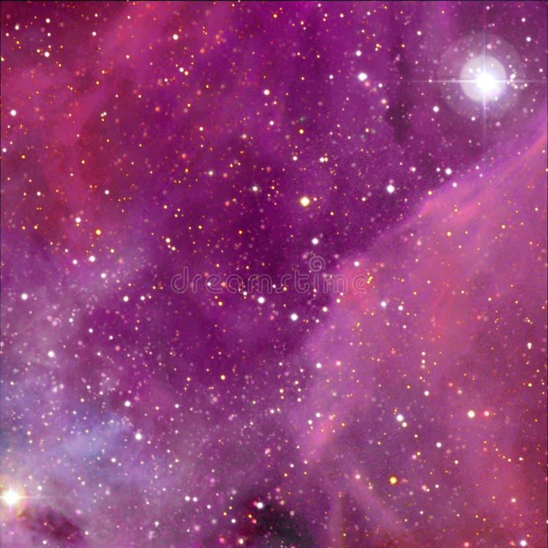 不尽的宇宙 r 向量例证