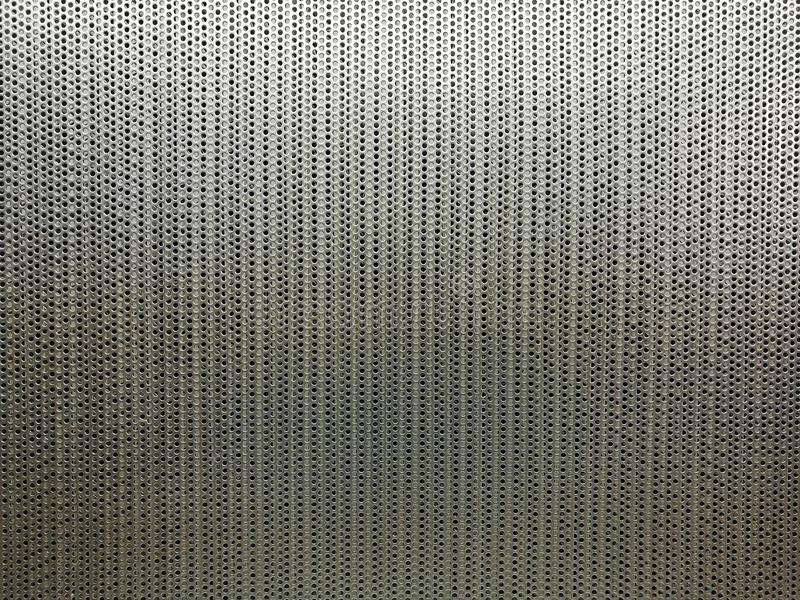 不锈的层流气流过滤器 库存照片