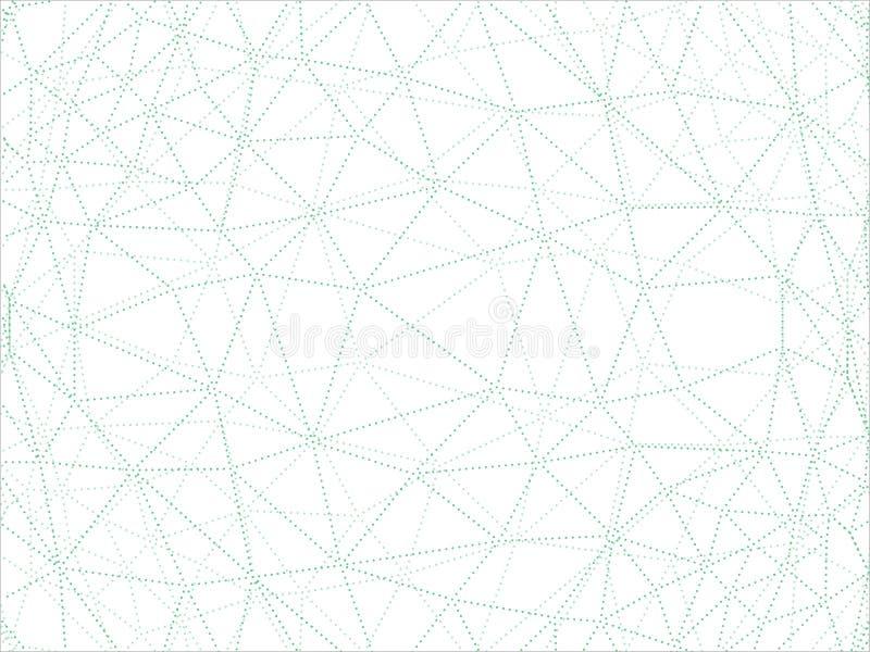 与三角几何形状的抽象背景 时髦的三角样式 背景设计模板 皇族释放例证