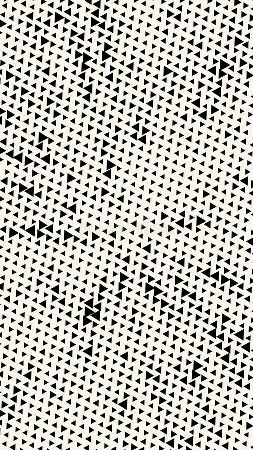 与三角的垂直的长方形横幅 几何模式 在现代最低纲领派样式的背景 也corel凹道例证向量 皇族释放例证