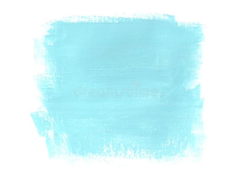 与丙烯酸漆的抽象背景 库存例证