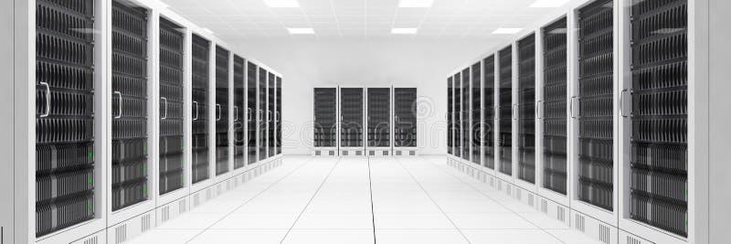 与两行的Datacenter