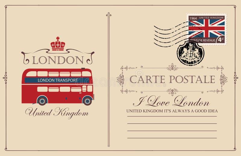 伦敦来的明信片