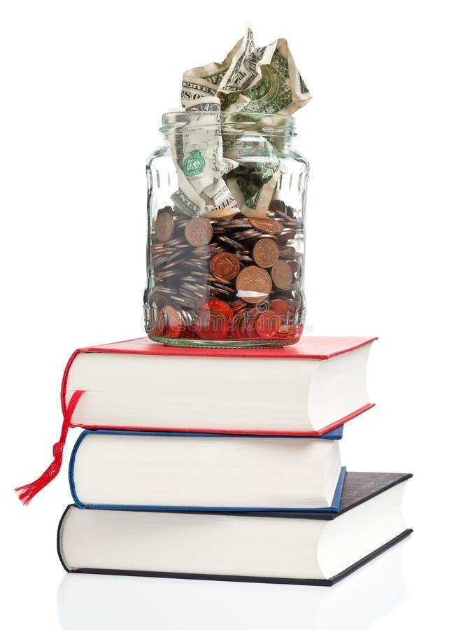 教育财务 免版税库存照片