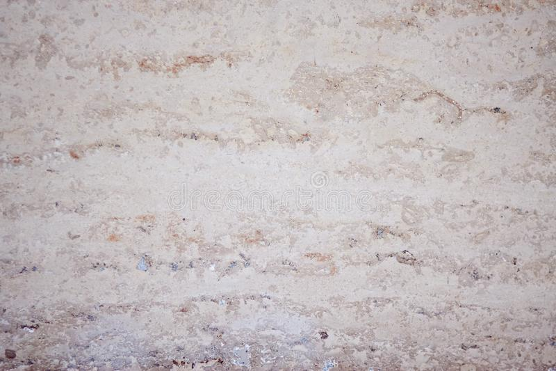 与光滑的墙壁表面的抽象空白的背景 免版税库存照片