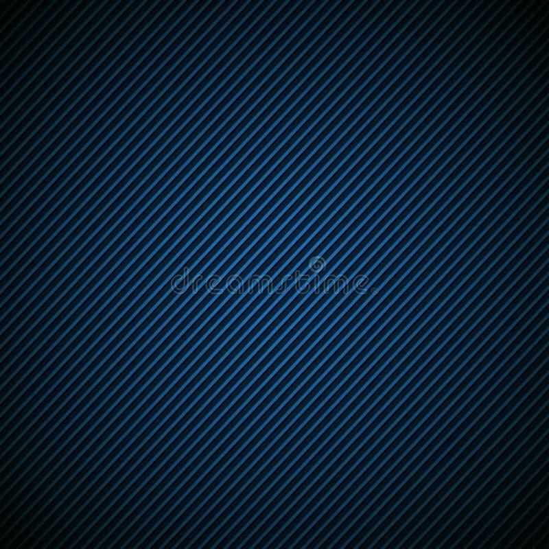 与几何对角线的蓝色背景 向量EPS 10例证 皇族释放例证