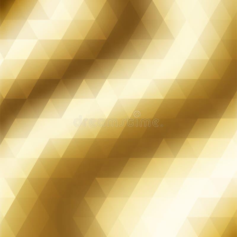 与几何纹理的抽象背景 移动 皇族释放例证