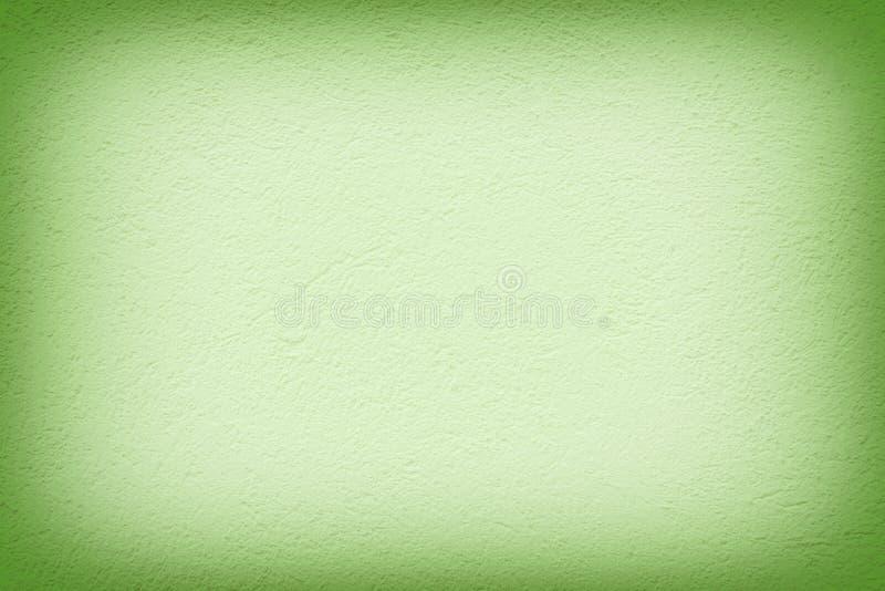 与华丽服装和绿色小插图的轻的淡色被绘的门面 免版税图库摄影