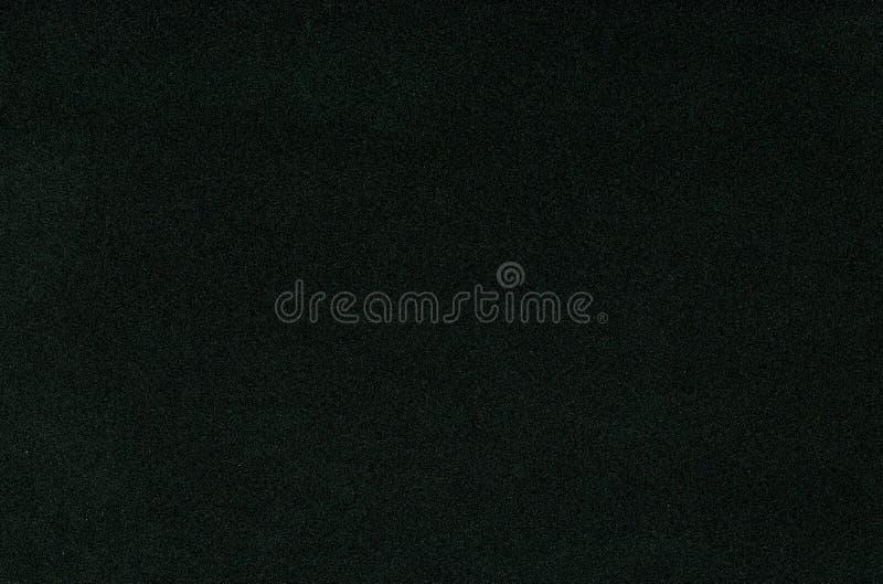 与发光的斑点的深黑色背景 库存图片
