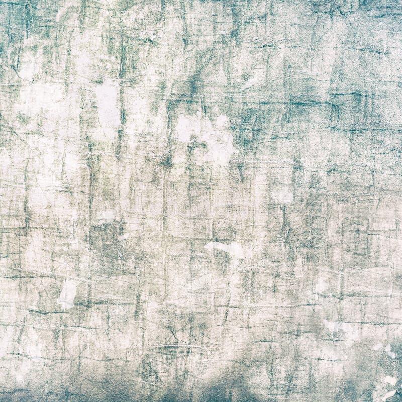 与困厄的纹理的抽象背景 免版税图库摄影