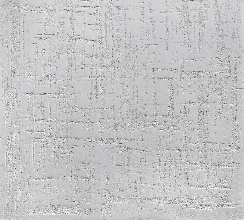 与垂直小条的膏药纹理 墙壁的安心表面是装饰涂层 免版税库存图片
