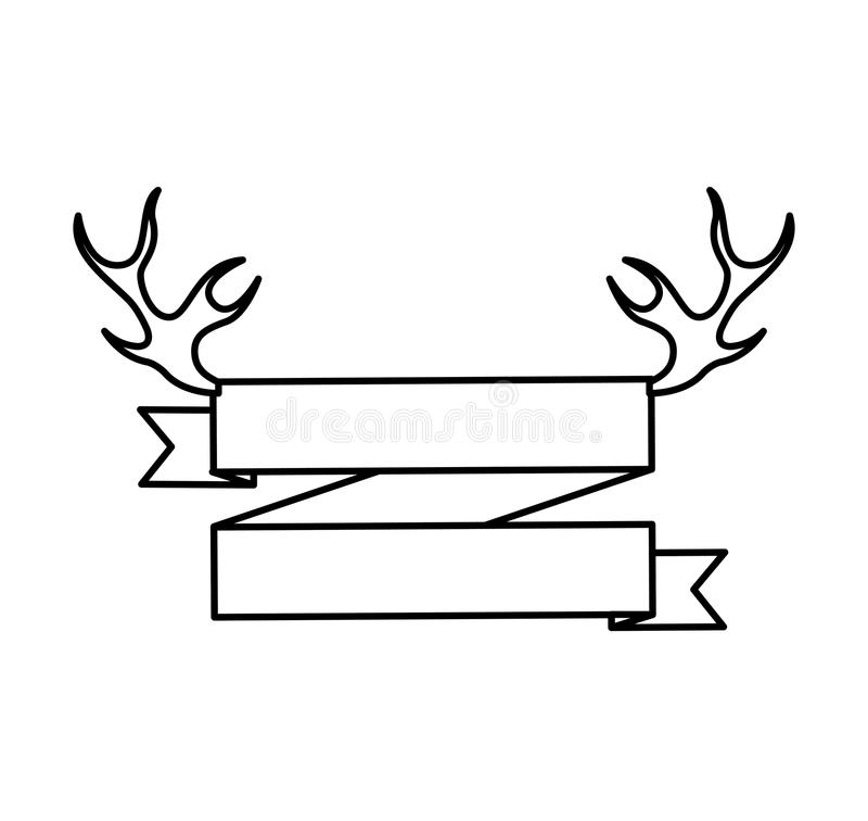 与垫铁的典雅的框架 皇族释放例证