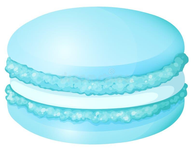 Download 与奶油的蓝色macaron 向量例证. 插画 包括有 背包, 蓝色, 艺术, 快餐, 夹子, 图象, 关闭 - 59108117