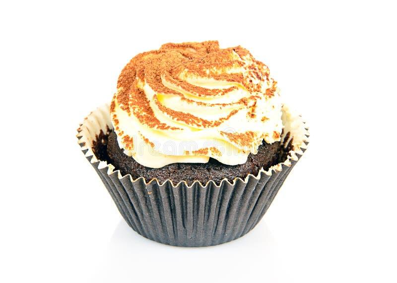 Download 与奶油,在白色的杯形蛋糕的蛋糕 库存照片. 图片 包括有 有阳台, 唯一, 空白, 粉红色, 背包, 剪切 - 62529016