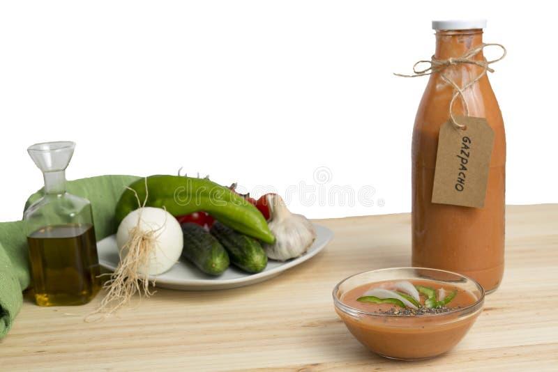 Download 与它的成份的安达卢西亚的gazpacho 库存图片. 图片 包括有 水平, 打赌的人, 大蒜, 黄瓜, 蔬菜 - 72371137