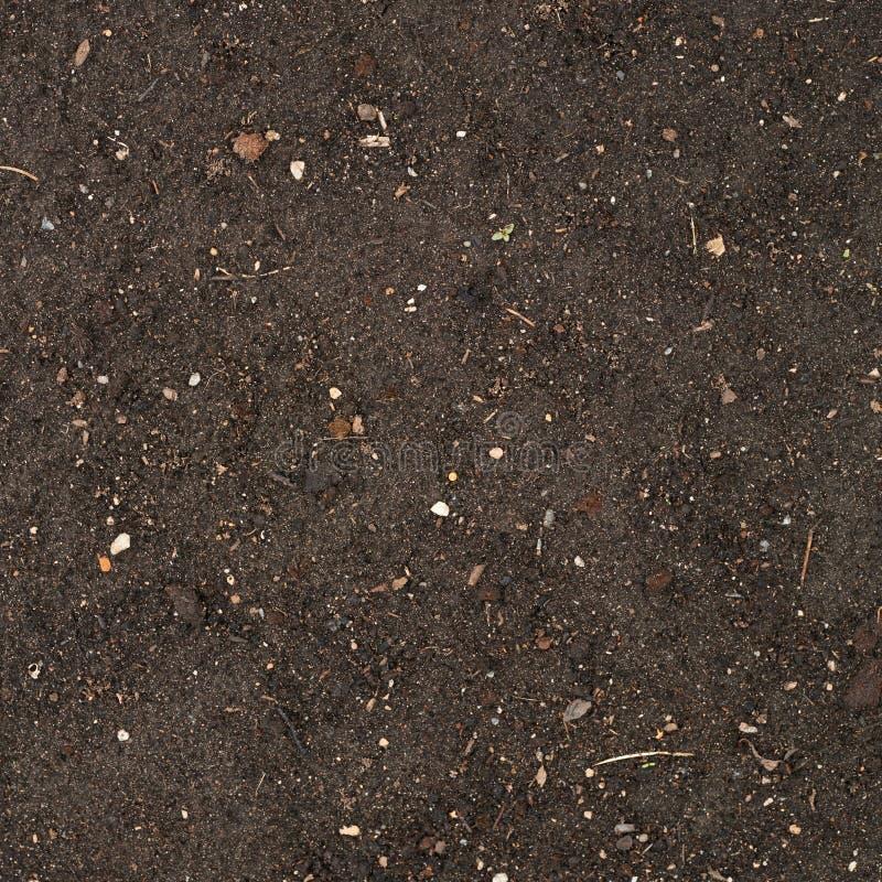 与小石搀合物的地球纹理 免版税库存照片