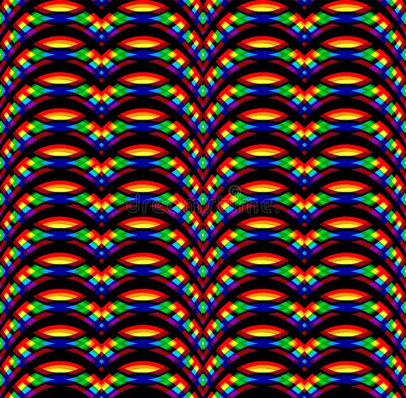 Download 无缝的样式 向量例证. 插画 包括有 打印, 对称, 看板卡, 重复, 华丽, 滚动, 装饰, 光谱, 设计 - 30336131