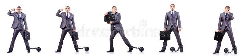 Download 与手铐的商人在白色 库存图片. 图片 包括有 自由, 手铐, 欺骗, 商业, 查出, 生意人, 逮捕, 链子 - 72366163