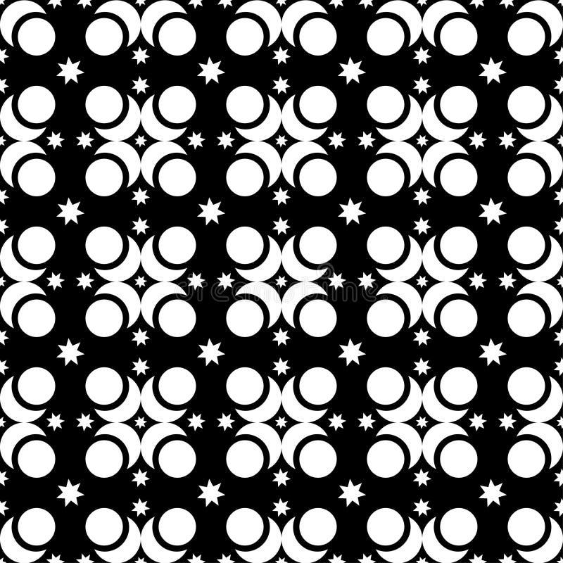 Download 与抽象图的无缝的黑白装饰背景 库存例证. 插画 包括有 扉页, ,并且, 装饰, 模式, 本质, 图象, 打印 - 62532624