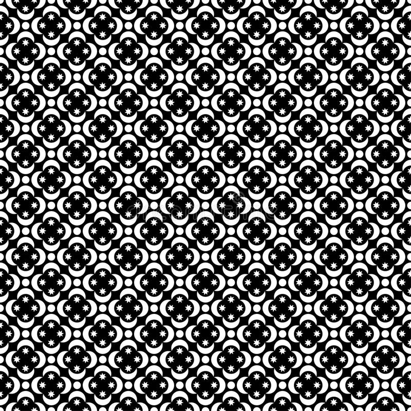 Download 与抽象图的无缝的黑白装饰背景 库存例证. 插画 包括有 布料, 记事本, 马赛克, 抽象, 盖子, 投反对票 - 62532637